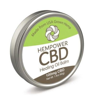hempower healing oil cbd balm